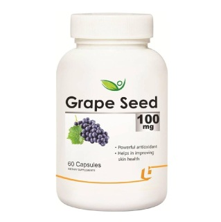 Biotrex Grape Seed (100 mg),  60 capsules