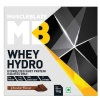 MuscleBlaze Whey Hydro, 2.2 lb Chocolate - Pack of 2