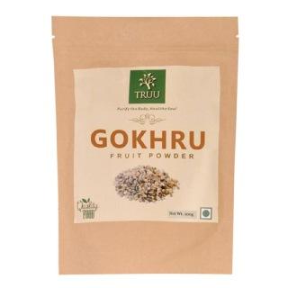 Truu Gokhru Fruit Powder,  0.1 kg