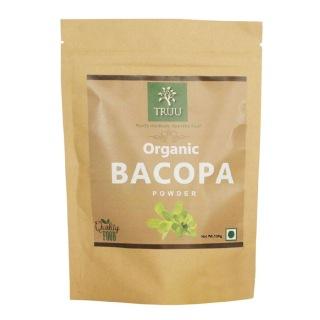 Truu Organic Bacopa Powder,  0.100 kg