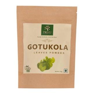 Truu Gotukola Leaves Powder,  0.250 kg