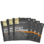 Proburst Whey Supreme Traveller Pack,  6 Piece(s)/Pack  Vanilla Ice Cream