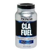 TWINLAB CLA Fuel,  60 capsules  Unflavoured