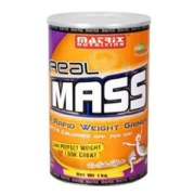 Matrix Nutrition Real Mass,  Chocolate  2.2 lb