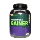 ON (Optimum Nutrition) Pro Complex Gainer,  Strawberry Cream  5.08 Lb
