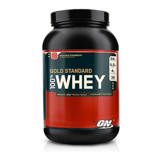 ON (Optimum Nutrition) Gold Standard 100% Whey Protein,  Mocha Capuccino Flavor  5 Lb