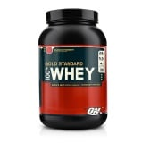 ON (Optimum Nutrition) Gold Standard 100% Whey Protein,  Double Rich Chocolate  1 Lb