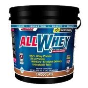 Allmax All Whey,  Chocolate  5 Lb