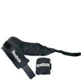 Reebok Vibrant Hand Wraps (pair),  Black  3m