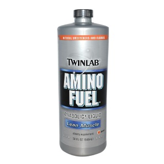 TWINLAB Amino Fuel,  948 ml  Orange