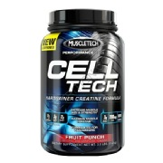 MuscleTech CellTech Performance Series,  Fruit Punch  3.09 lb