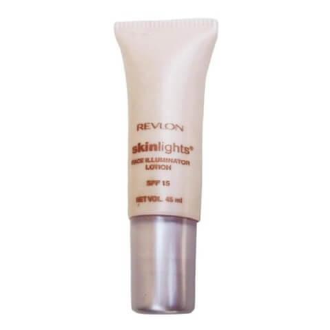 Revlon Skinlights Face Illuminator Lotion SPF 15,   Peach Light
