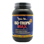 RONNIE COLEMAN Iso Tropic,  1.7 lb  Toasted Almond