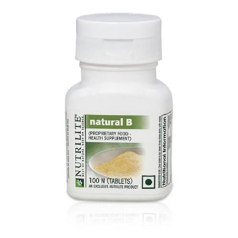 Amway Nutrilite Natural B,  Unflavoured  100 tablet(s)