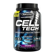 MuscleTech CellTech Performance Series,  Grape  3.09 lb