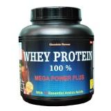 Dplus Whey Protein 100% Powder,  Chocolate  1.1 Lb