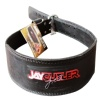 Schiek Black Leather Jay Cutler Signature Belt,  Black  Medium