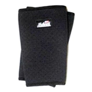Schiek Perforated Knee Sleeves,  Black  Medium
