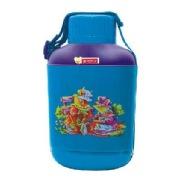 Lion Star Water Bottle (Blue),  LS-HU-9